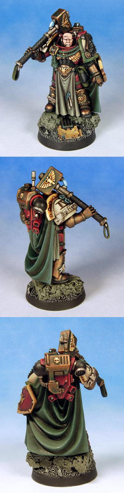 *Updated* Blood Ravens Master of the Fleet